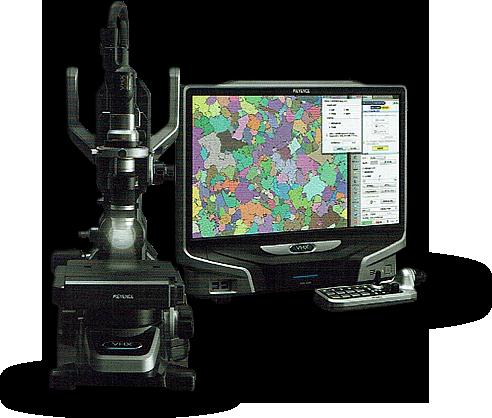 マイクロスコープ(キーエンスVHX-6000)