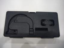 プラスチックの収納ケースへのシボ加工